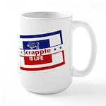 Scrapple is life Mugs