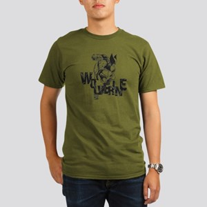 Wolverine Organic Men's T-Shirt (dark)