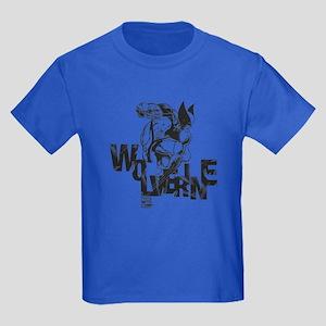 Wolverine Kids Dark T-Shirt