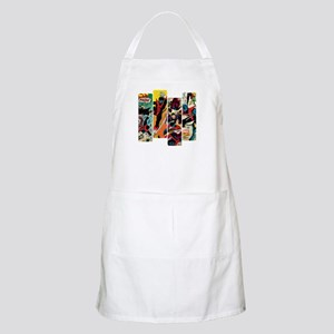Nightcrawler Comic Panel Apron
