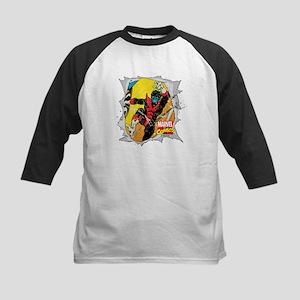 Nightcrawler X-Men Kids Baseball Jersey