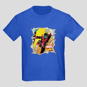 Nightcrawler X-Men Kids Dark T-Shirt