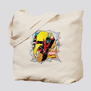 Nightcrawler X-Men Tote Bag