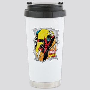 Nightcrawler X-Men Stainless Steel Travel Mug