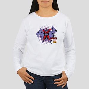 Magneto X-Men Women's Long Sleeve T-Shirt