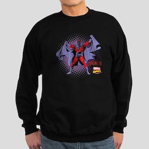 Magneto X-Men Sweatshirt (dark)