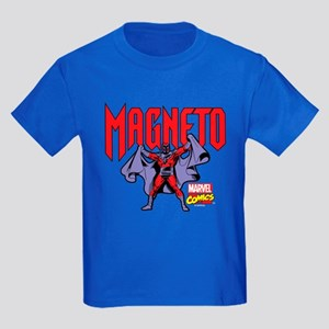 Magneto X-Men Kids Dark T-Shirt