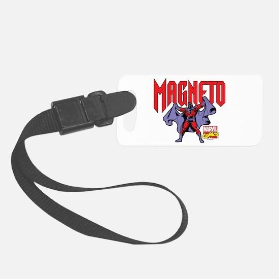 Magneto X-Men Luggage Tag