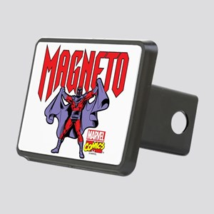 Magneto X-Men Rectangular Hitch Cover