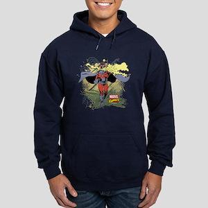 Magneto Hoodie (dark)