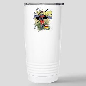 Magneto Stainless Steel Travel Mug