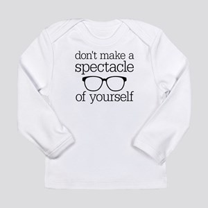 Spectacle of Yourself Long Sleeve Infant T-Shirt
