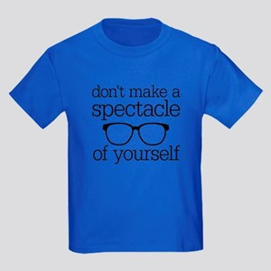 Spectacle of Yourself Kids Dark T-Shirt
