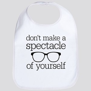 Spectacle of Yourself Bib
