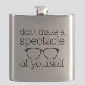 Spectacle of Yourself Flask