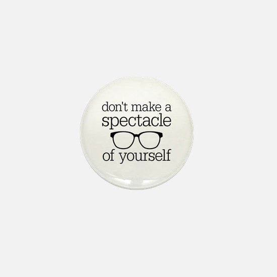 Spectacle of Yourself Mini Button