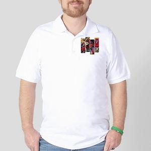 Magneto X-Men Golf Shirt