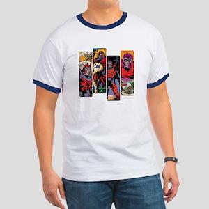 Magneto X-Men Ringer T