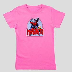 Magneto X-Men Girl's Tee