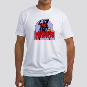 Magneto X-Men Fitted T-Shirt