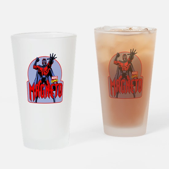 Magneto X-Men Drinking Glass