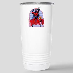 Magneto X-Men Stainless Steel Travel Mug