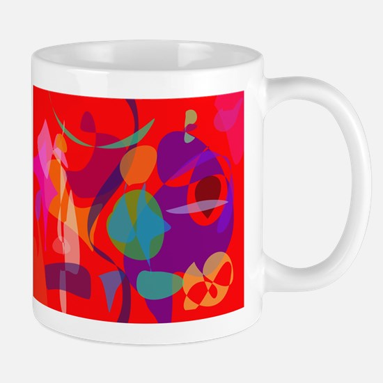Talkative Mugs
