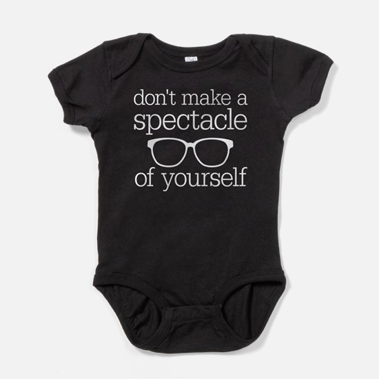Spectacle of Yourself Baby Bodysuit