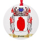 Fenton Round Ornament