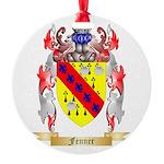 Fenner Round Ornament