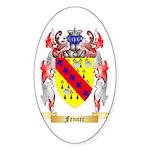 Fenner Sticker (Oval 10 pk)