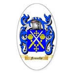 Fennelly Sticker (Oval 10 pk)