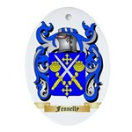Fennelly Ornament (Oval)