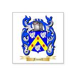 Fennell Square Sticker 3