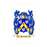 Fennell Sticker (Rectangle 50 pk)