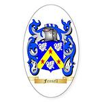 Fennell Sticker (Oval 50 pk)