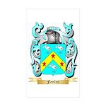 Fenlon Sticker (Rectangle 50 pk)