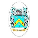 Fenlon Sticker (Oval 50 pk)