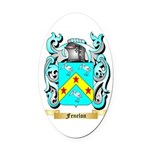 Fenelon Oval Car Magnet