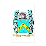 Fenelon Sticker (Rectangle 10 pk)