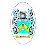 Fenelon Sticker (Oval)