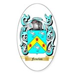 Fenelon Sticker (Oval 50 pk)