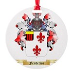 Fenderico Round Ornament