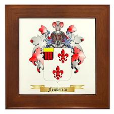 Fenderico Framed Tile
