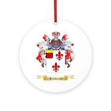 Fenderico Ornament (Round)