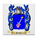 Fender Tile Coaster