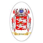 Felton Sticker (Oval 50 pk)