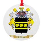 Fellows Round Ornament