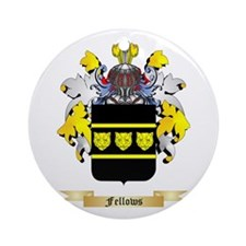 Fellows Ornament (Round)