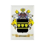 Fellowes Rectangle Magnet (100 pack)